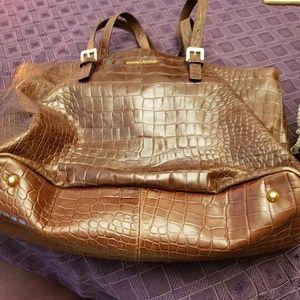 Cynthia Rowley Faux leather Tote